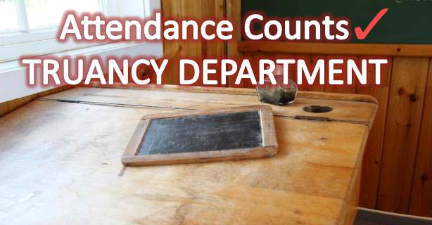 Attendance Counts Truancy Department Image