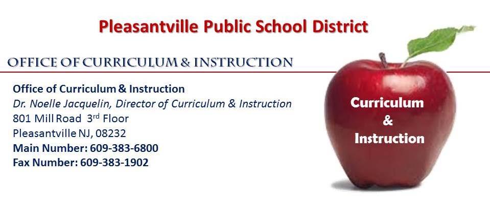 Departments Curriculum Instruction
