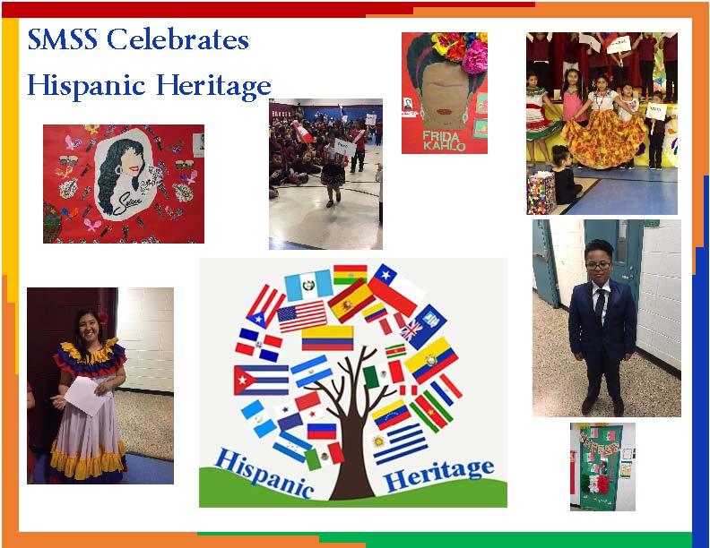 SMSS Celebrates Hispanic Heritage images