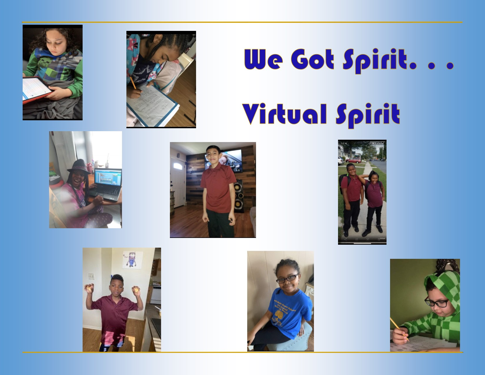We go Spirit... Virtual Spirit